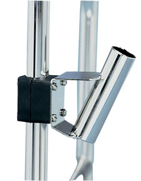 Flaggenstockhalter für 25mm Rohr