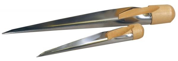 Marlspieker rostfrei mit Holzgriff
