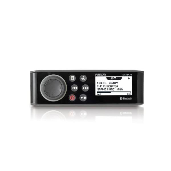 Fusion MS-RA70 Marine-Audiosystem