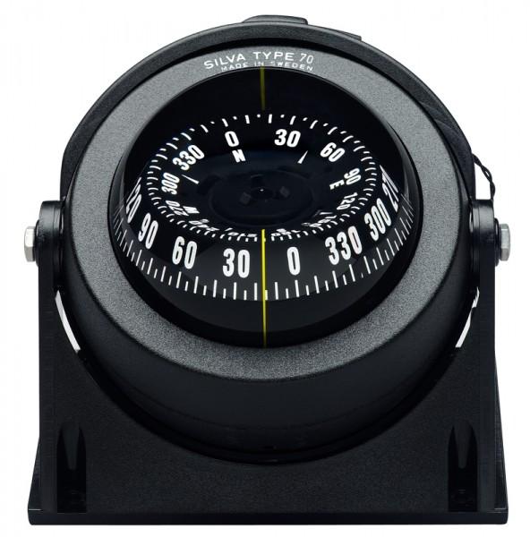 Silva Kompass 70NBC/FBC Schwarz