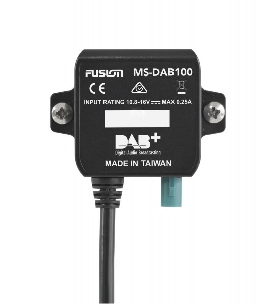 Fusion DAB+ Modul inkl. Antenne