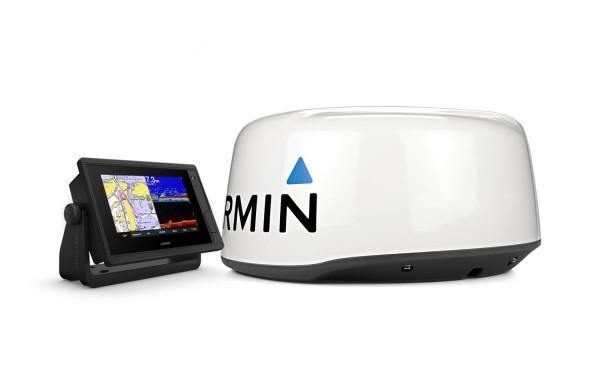 Garmin GPSMAP Plus Radar-Set