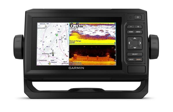 Garmin ECHOMAP UHD Fishfinder-Kartenplotter