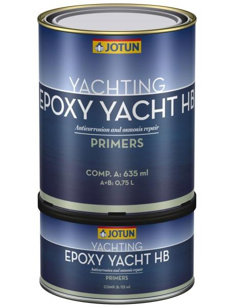 Jotun Yacht-Epoxy Primer HB A+B 0,75l