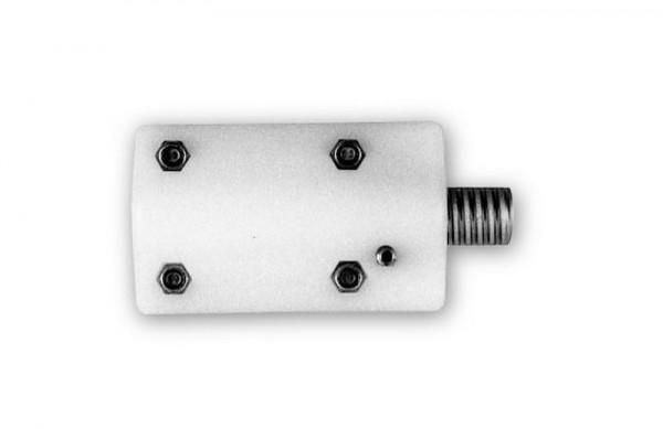 SDA Achterliek-Beschlag für 12-16mm Rundlatten