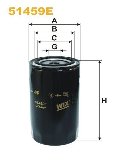 WIX Ölfilter 51459E