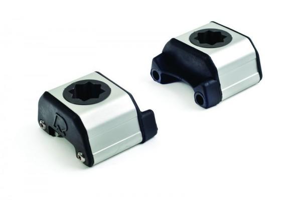 Stopper / stufenlos verstellbar für 32mm Genua-Schiene