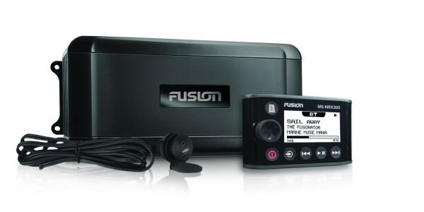 Fusion MS-BB300 Black Box inkl. MS-NRX300 Fernbedienung und USB/3,5mm Kabel