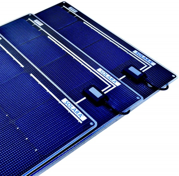 Solara Solarmodul M-Serie semi flexibel
