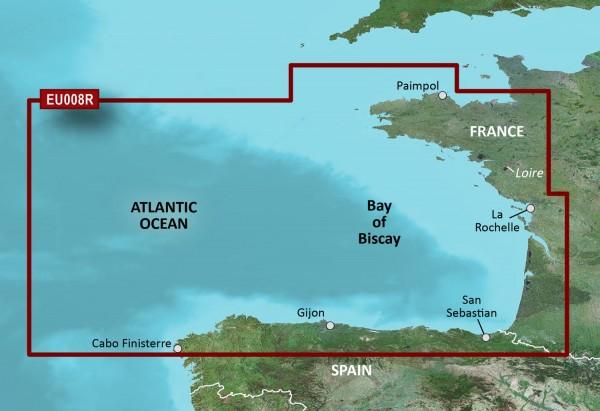 Garmin g3 HXEU008R - Bay of Biscay
