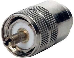 Scout PL-259 Stecker für RG213 Kabel zum Aufdrehen