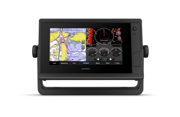 Garmin GPSMAP Touch Plus mit Fishfinder-Modul