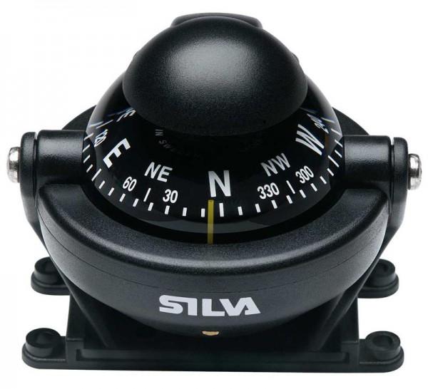 Silva Kompass 58 Schwarz