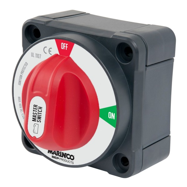 BEP Pro Installer On/Off Batterieschalter doppelpolig 770-DP