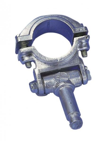 Gelenkrudergabel Aluminium 46/17mm