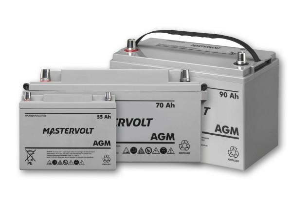 Mastervolt AGM-Batterie