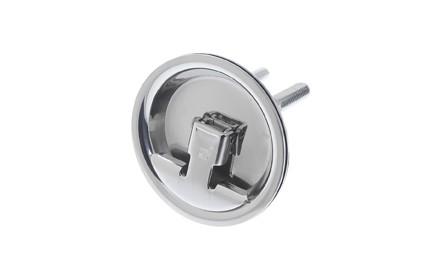 Bodenverriegelung rostfrei 70x78.5mm