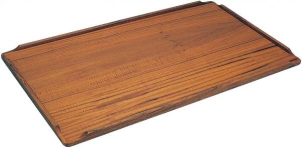 Tischplatte Teak