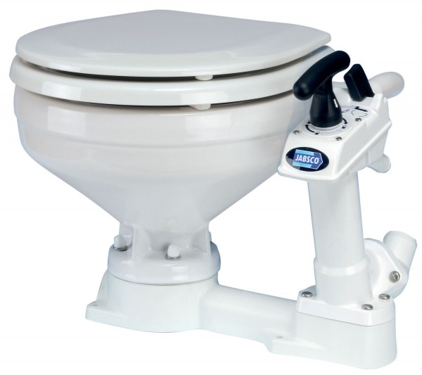 JABSCO Toilette grosse Schüssel