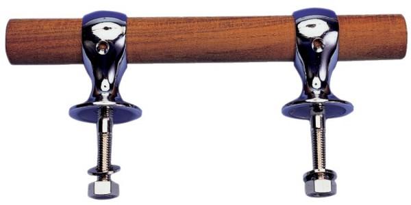 Klampe mit Teakstock 250mm