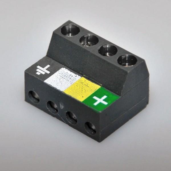Nexus 4-poliger Instrumentenstecker (Grün-Gelb-Weiß-Erde)