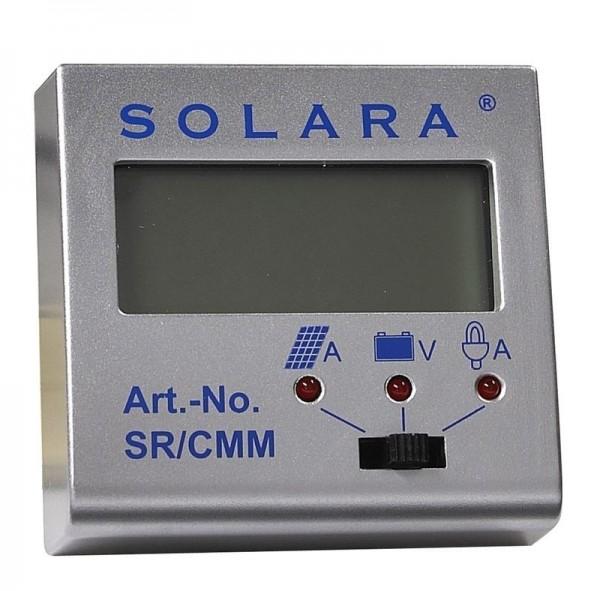 Solara Fernanzeige