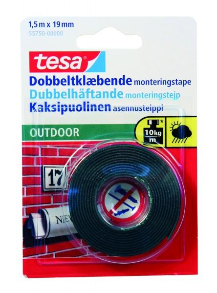 Tesa Montagetape Aussen 19mm 1.5m