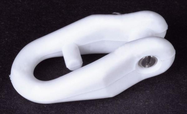 Kunststoffschäkel zum Anschrauben