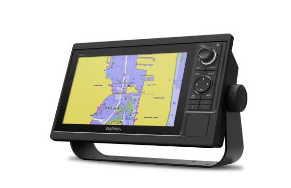 Garmin GPSMAP mit Fischfinder-Modul