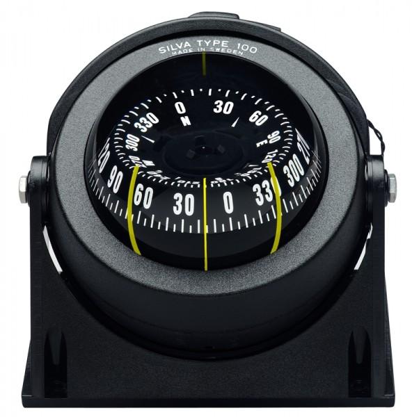 Silva Kompass 100NBC/FBC Schwarz