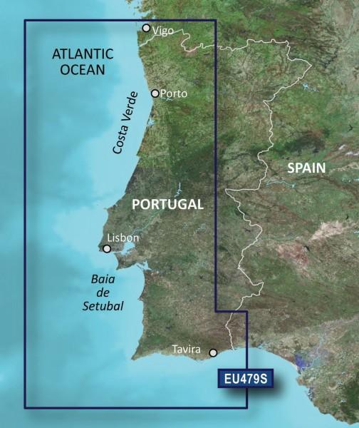Garmin G3 Vision VEU479S - Portugal