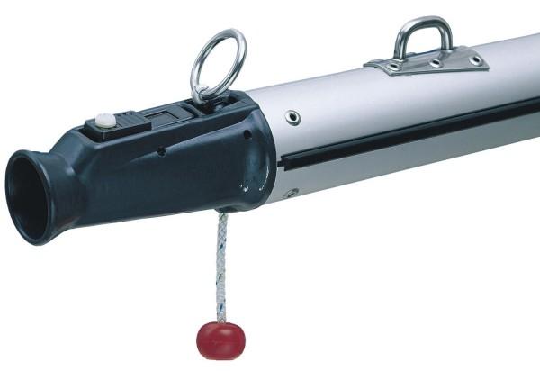 Seldén Spibaum-Bausatz Aluminium für große Yachten