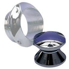 Knopf für Druckschloss klein