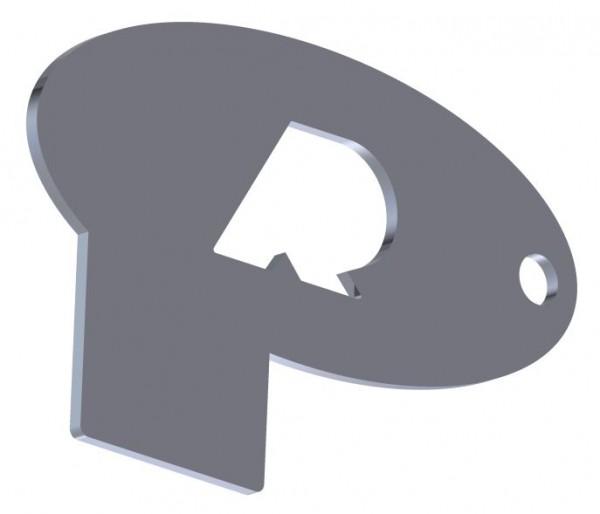 Rutgerson Schlüssel für Deckseinfüllstutzen