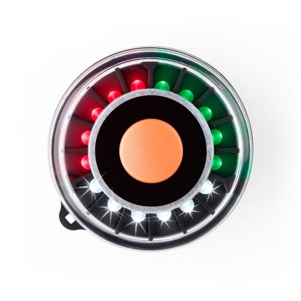 Navisafe Navilight Dreifarben-LEDmm Leuchte mit Magnet-Basis