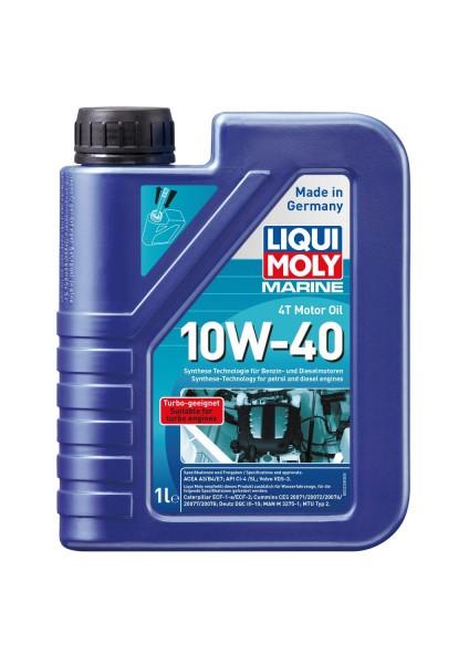 LIQUI MOLY Marine 4T Motor Oil 10W 40