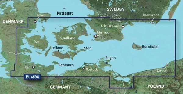 Garmin G3 Vision VEU459S - Arhus-Kiel-Koszalin
