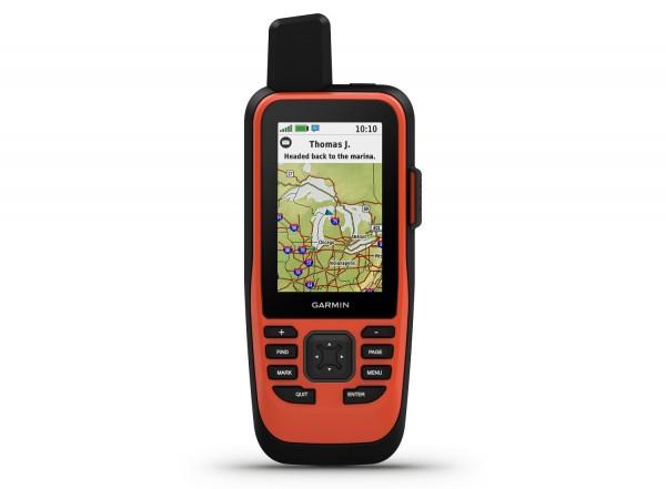 Garmin GPSMAP 86i