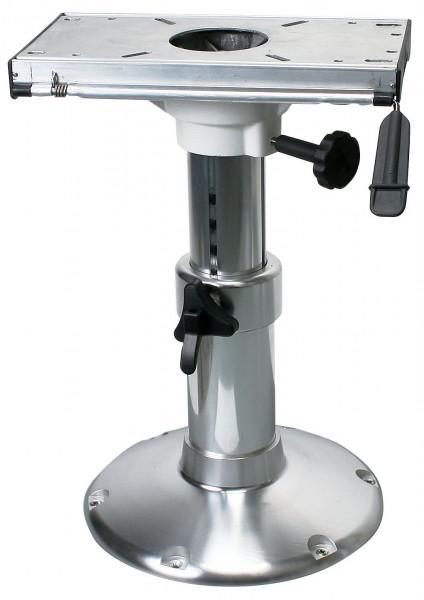 Stuhlgestell Alum. 380-530mm