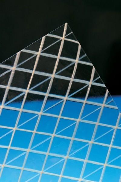 DIAX-Fensterfolie 4mil X-Verstärkung, 1370mm