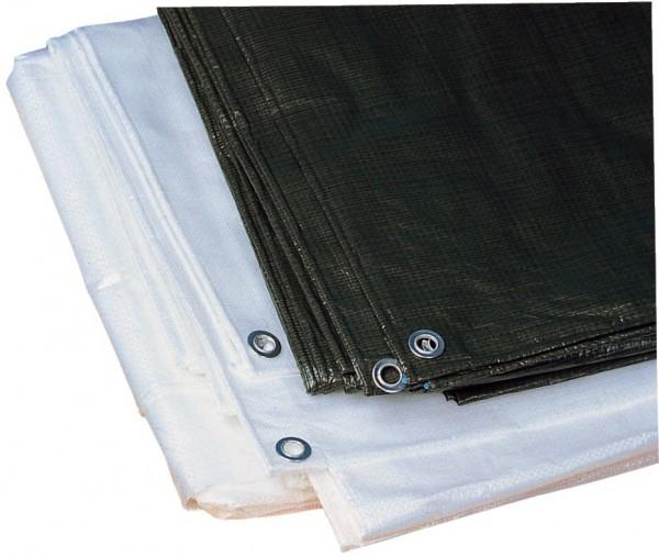 Abdeckplanen aus Polyethylen 200g/qm transparent