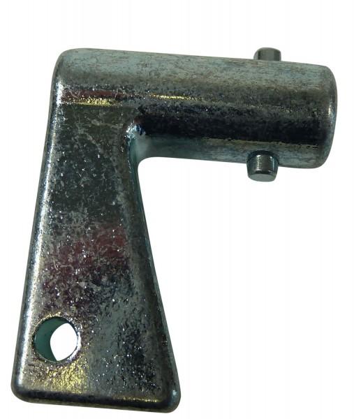 Ersatzschluessel Kunststoff Schwarz