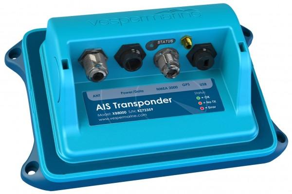 Vespermarine AIS Transponder XB-8000