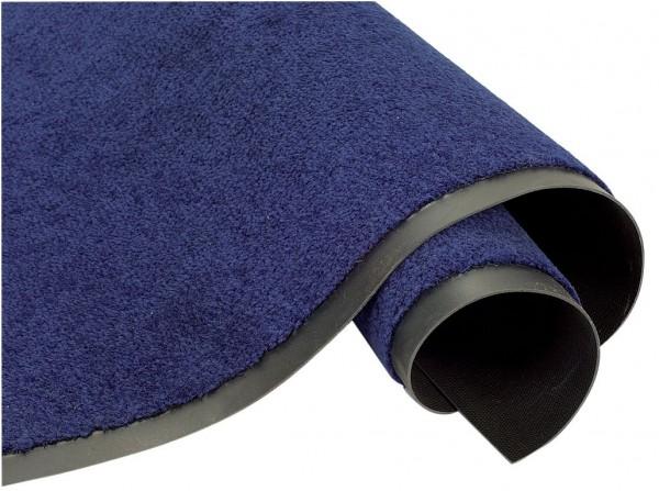 Fussmatte Nylon Blau 60x40cm